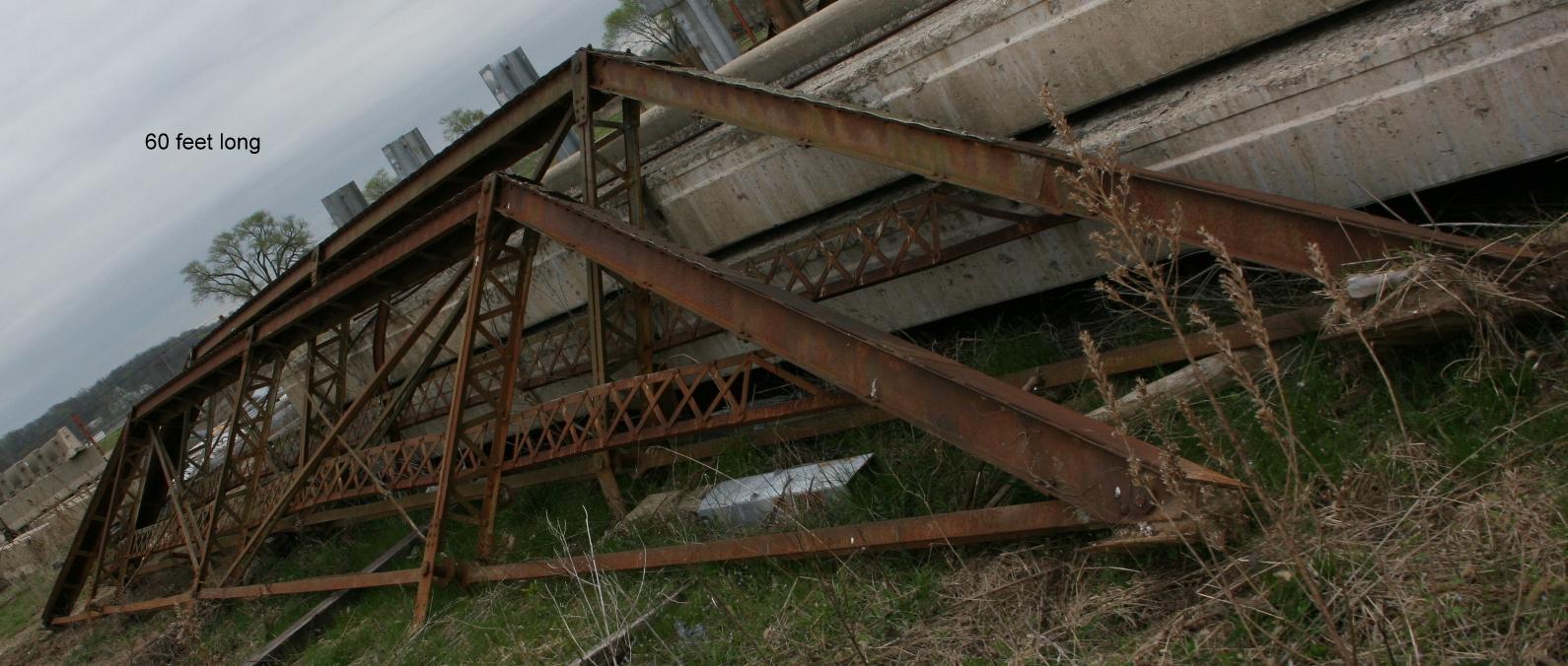 Truss Bridges For Sale – CLR Construction