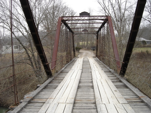 Archibald Falls Bridge