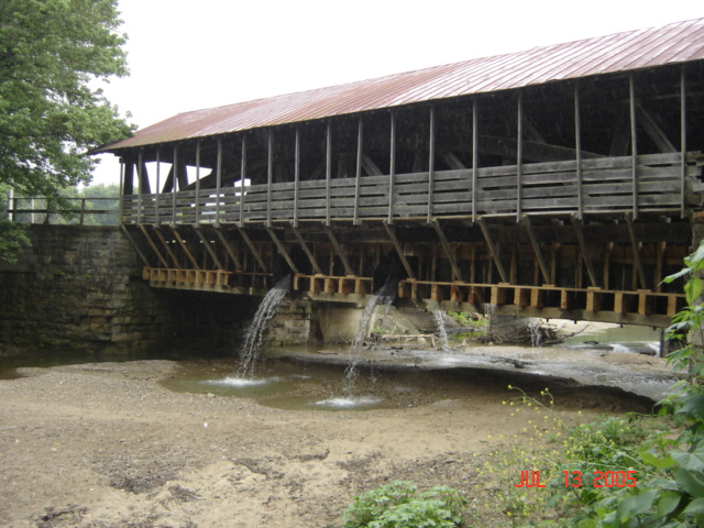 Metamora Aqueduct
