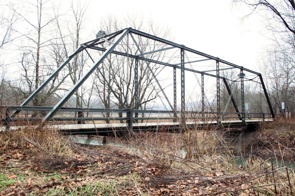 Friendship Road Bridge
