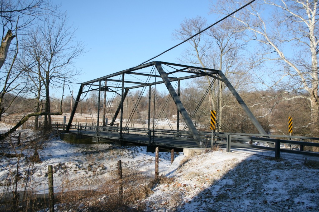 Morgan County Truss Bridge