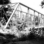 Knox bridge 45 back in the 1930s